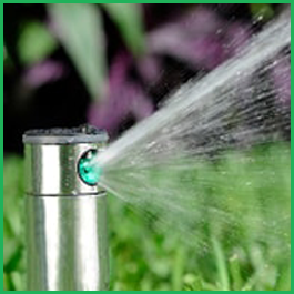 Water Efficient Irrigation System
